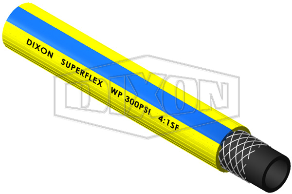 PVC Superflex General Purpose Air & Water Hose