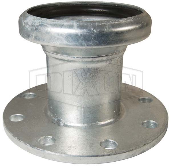 Type B Female x 150# ASA Flange
