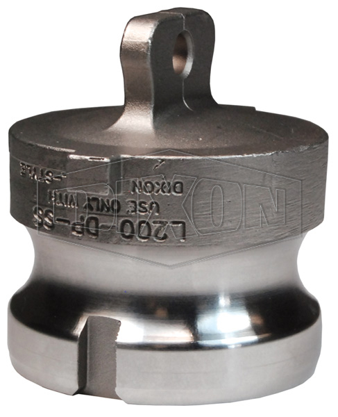 Vent-Lock™ Safety Cam & Groove Type DP Dust Plug