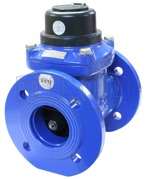 Water Meter Turbo Bar with Multi-Pulse Register