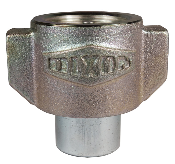 WS-Series High Pressure Wingstyle Female Coupler