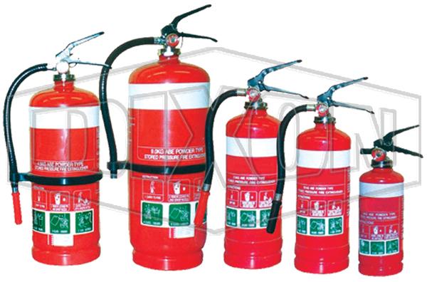ABE Powder Fire Extinguisher