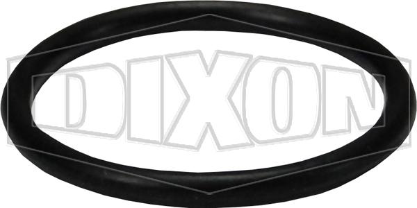 DQC E-Series Straight Through Interchange Coupler Seal Kit