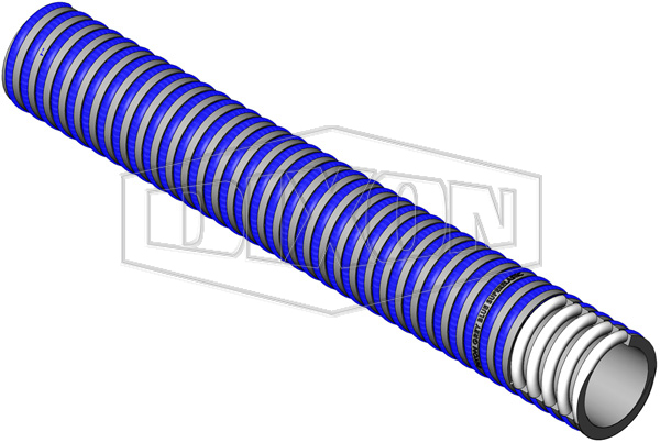 19mm Blue Marine Oil Resistant Suction /& Delivery Hose