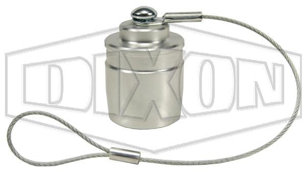 DQC H-Series ISO-B Rigid Dust Cap