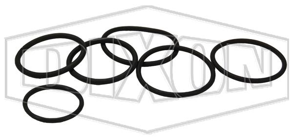 Mann Tek Dry Disconnect Coupler O-Ring Kit