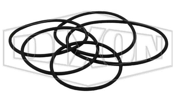 Mann Tek Dry Gas Coupler O-Ring Kit