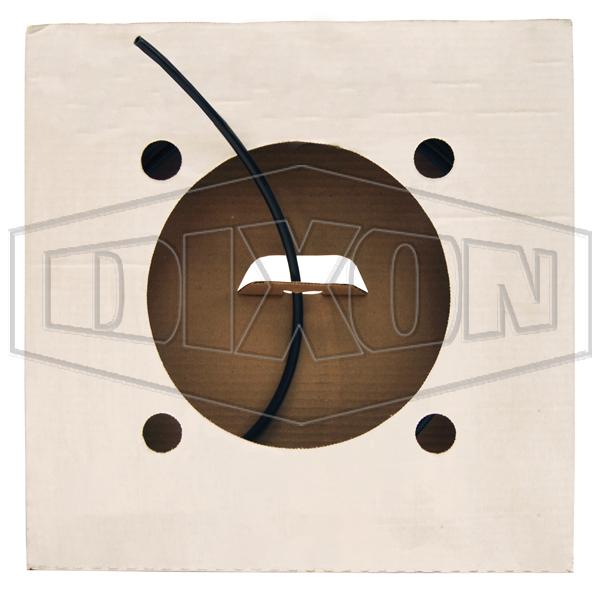 Polyurethane  - 95 Durometer Black Tubing