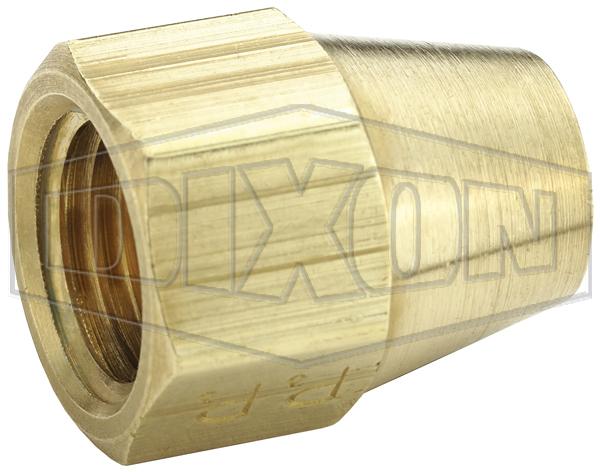 SAE 45° Flare Short Nut