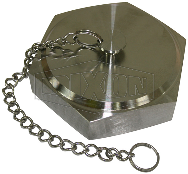 BSM (RJT) Blank Nut with Chain