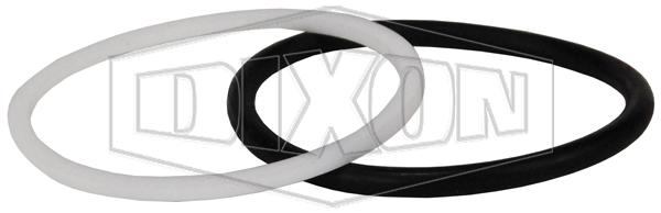 DQC K-Series ISO-A 5600 Interchange Coupler Seal Kit