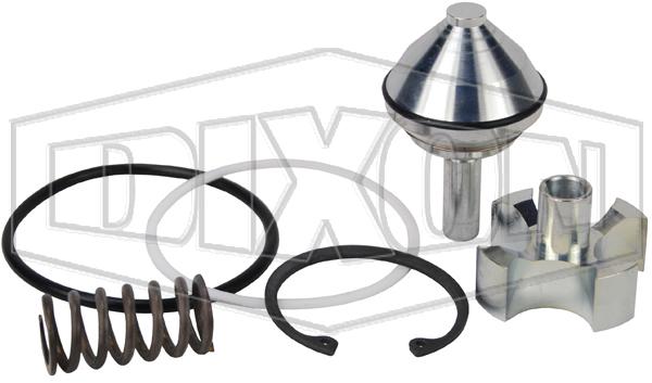WS-Series High Pressure Wingstyle Interchange Coupler Repair Kit