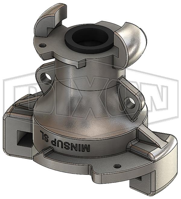 Surelock® Reducing Adapter Minsup®