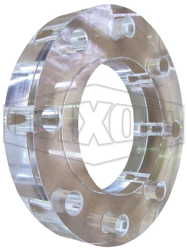 ttma sight glass flange