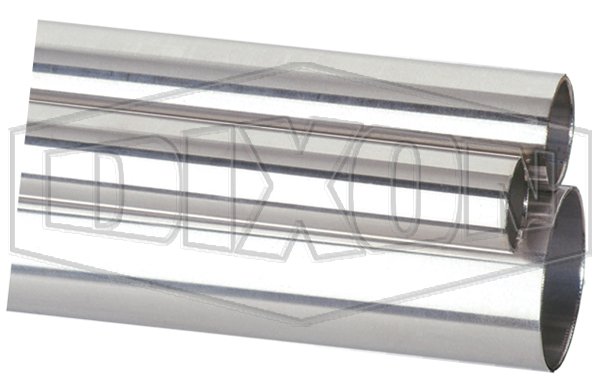 United Industries ASTM-A270 Polished ID and OD Tubing